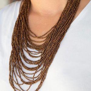 Jewelry - SeedBead Necklace